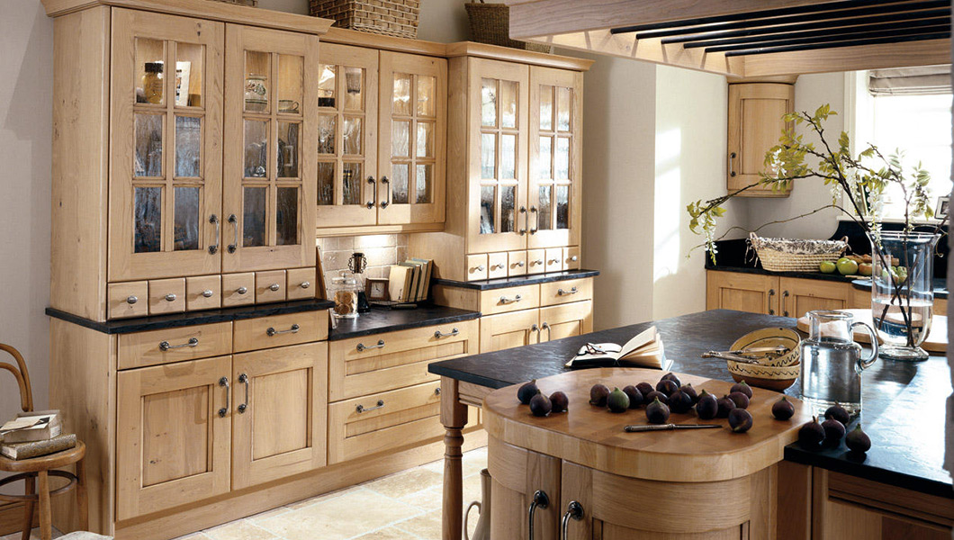 Croft Oak/Washed   Classic Collection   AS Kitchens Ltd