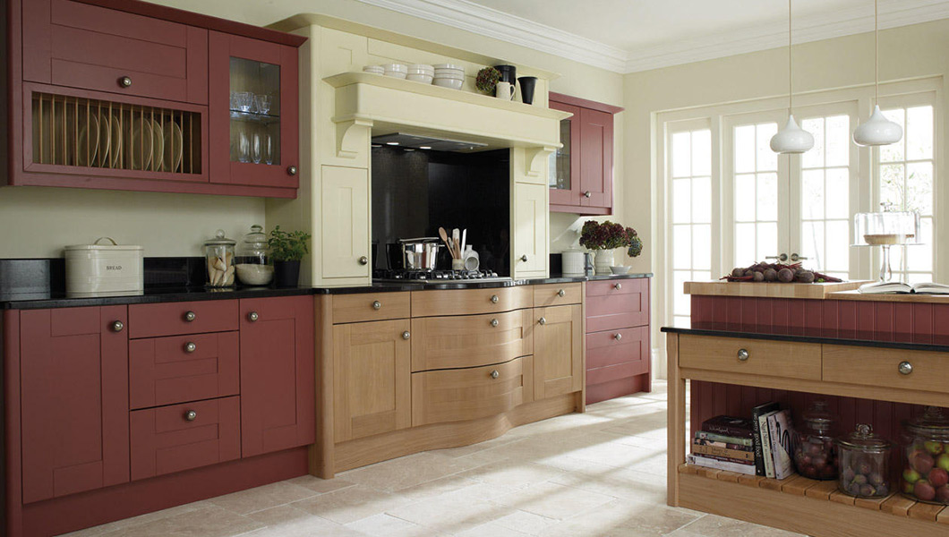 Broadoak | Classic Painted Collection | AS Kitchens Ltd