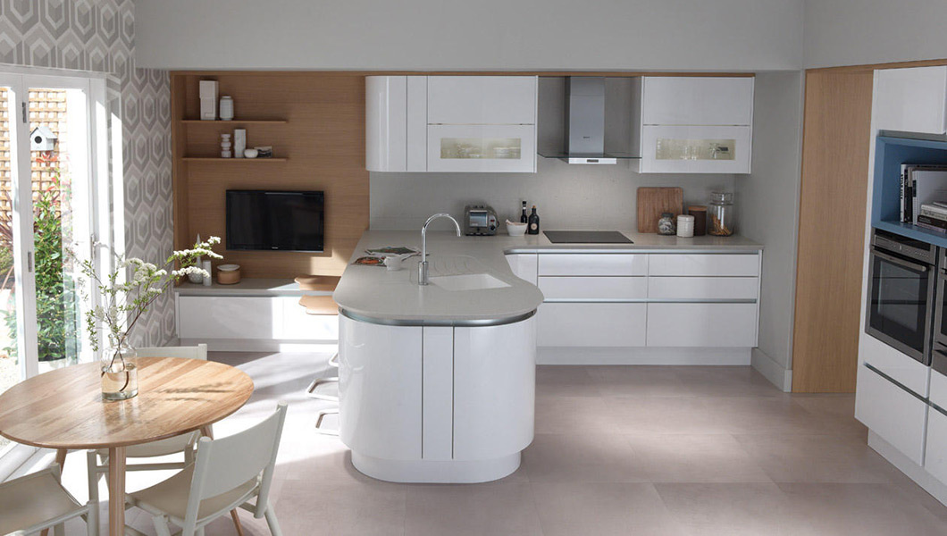 Tomba | Contemporary Painted Collection | AS Kitchens Ltd