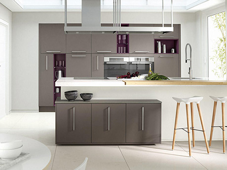 Painted colour palette our painted collection is available in a choice - Contemporary Painted Collection Kitchen Ranges And