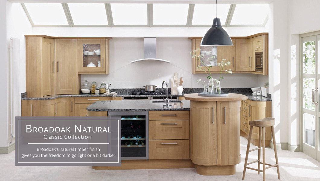 Broadoak Natural - Classic Collection